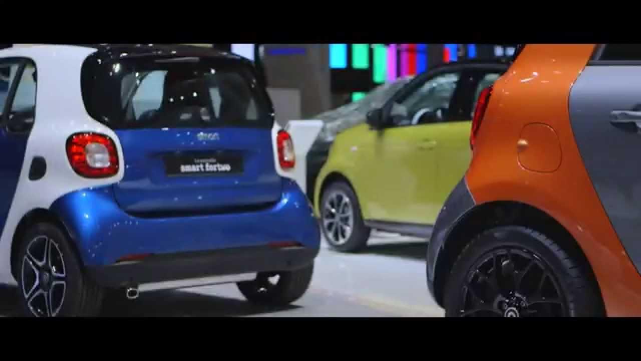 smart e stand au mondial de l 39 automobile 2014 le teaser smart longchamps garage smart 92. Black Bedroom Furniture Sets. Home Design Ideas