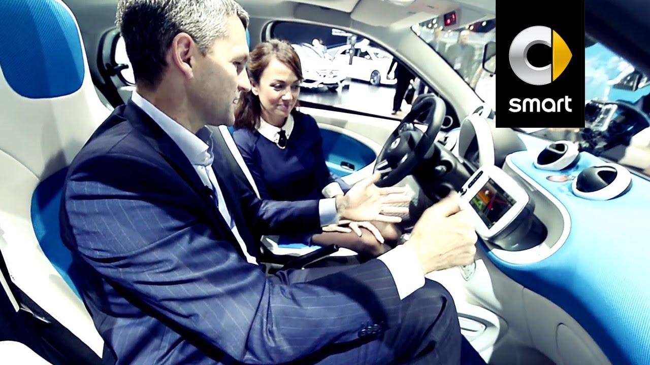 Smart forfour paris motorshow 2014 smart longchamps for Garage smart suresnes