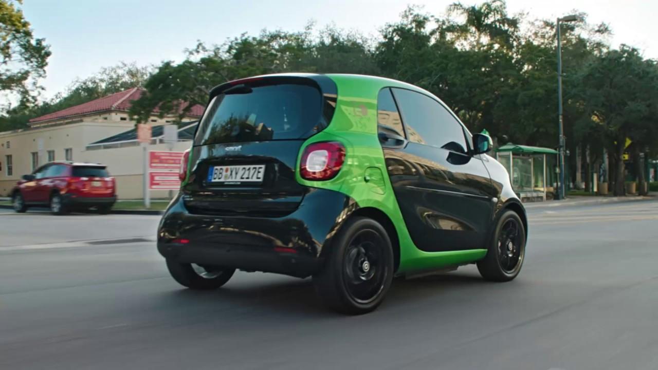 Smart ed d couvrez les nouvelles smart electric drive for Garage smart suresnes