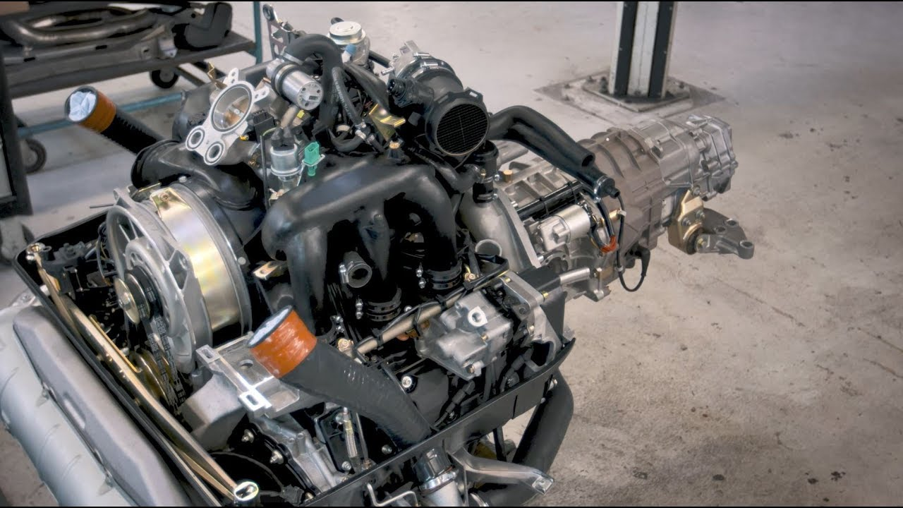 Project-Gold-The-marriage.-Engine-and-electrics